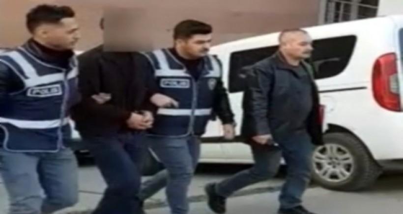 17 ilde aranan suç makinesi Gaziantep'te yakalandı
