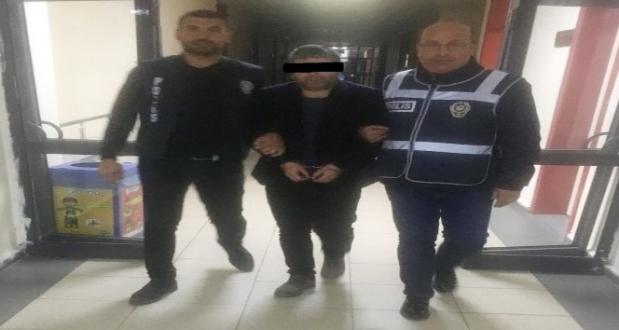49 Yıl Hapis Cezası Bulunan Suç Makinesi Operasyonla Yakalandı