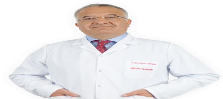 Acil Tıp Uzmanı Profesör Doktor Polat Durukan Gaziantep Medical Park'ta