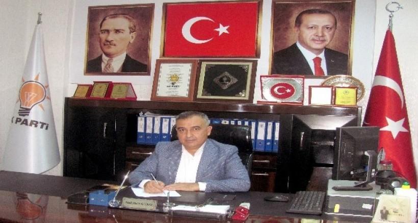 AK Parti Araban'da Kamil Murat Kasney ile devam