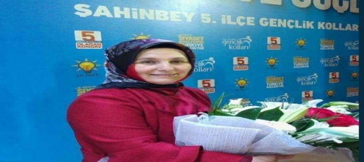 AK Parti Şahinbey İlçe Kadın Kolları Başkanı Şükran Yılmaz Koronavirüs'e Yakalandı