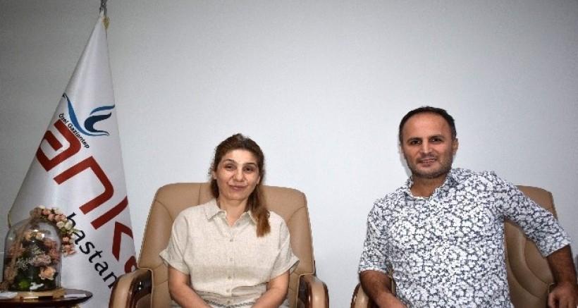 Anka'da böbreği alınmadan kanserden kurtuldu