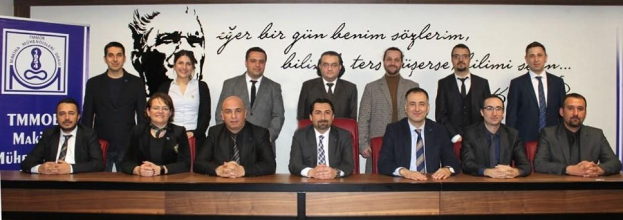 Aykut Kocalar, MMO başkanlığına aday