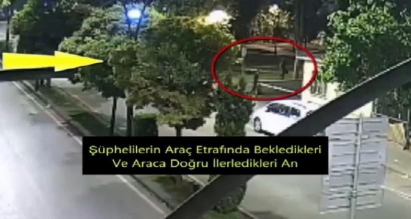 Azılı Hırsızlar Önce Kameralara Sonra Da Polise Yakalandı