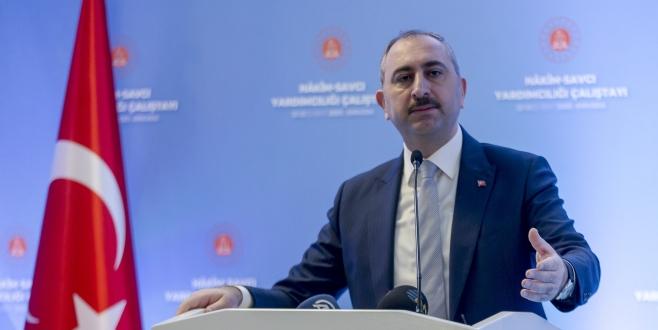 Bakanı Gül, Hakim ve Savcı Yardımcılığı Çalıştayına Katıldı