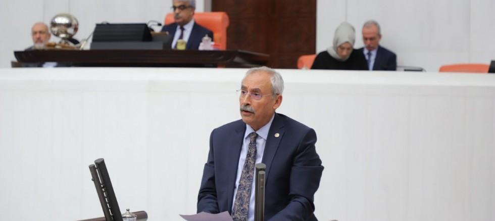 CHP Milletvekili Kaplan, Gaziantep'teki Asayiş Olaylarına Değindi