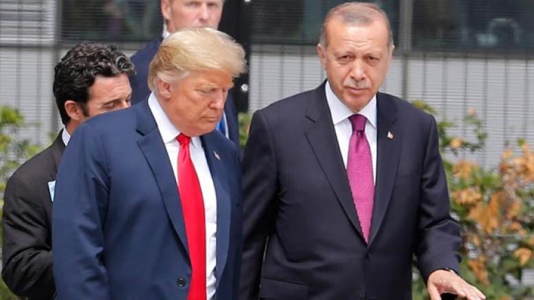 Cumhurbaşkanı Erdoğan, ABD Başkanı Trump ile ne görüştü ?