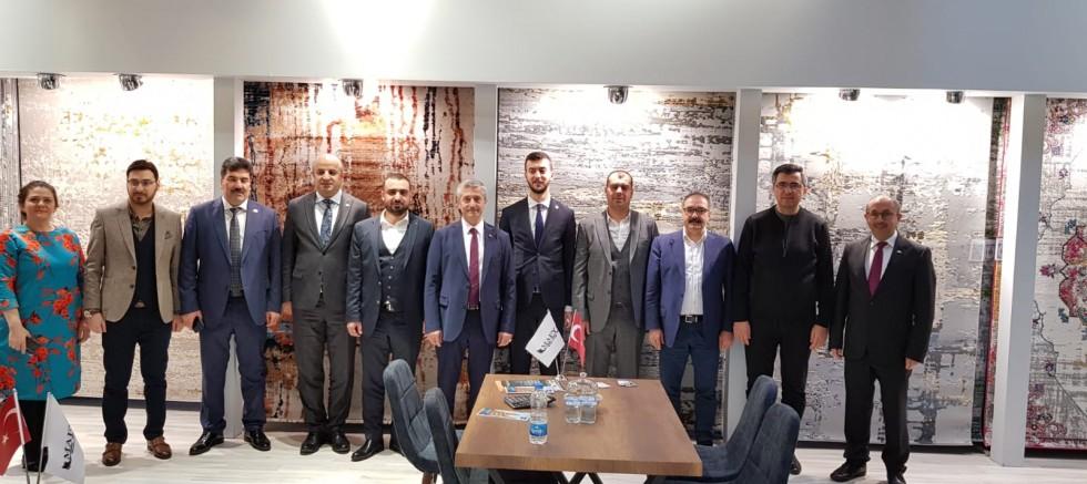 Domotex 2020 Kapılarını Açtı Gözler Türk Stantlarında