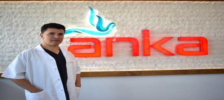 Dr. Mehmet Kaya ANKA Hastanesi'nde Göreve Başladı