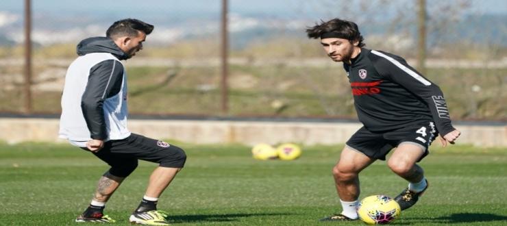 Fenerbahçe Hazırlıkları Tam Gaz