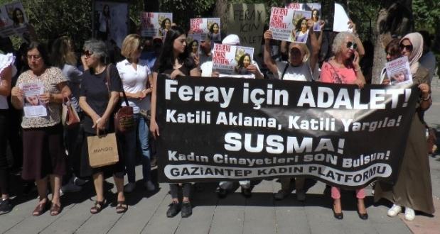 Feray Şahin, ölümünün ikinci yılında Gaziantep'te anıldı