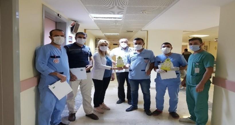 GAGİAD sağlık çalışanlarının adını ormanında yaşatacak