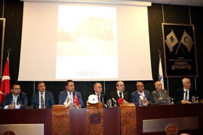 Gaziantep Akademik Meslek Odaları Birliği'nden Küçükcan Açıklaması