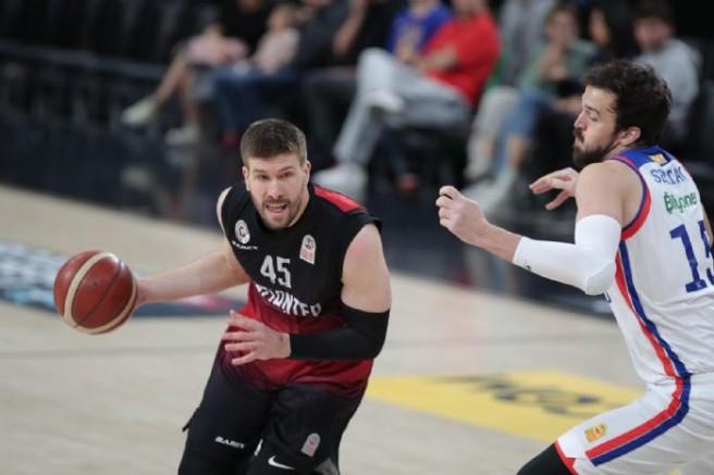 Gaziantep Basketbol Anadolu Efes'e 103-79 Mağlup Oldu