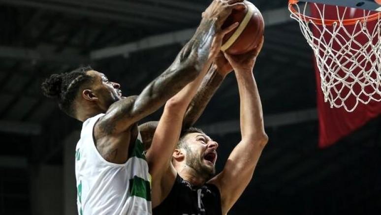 Gaziantep Basketbol, Deplasmandan Puanla Döndü