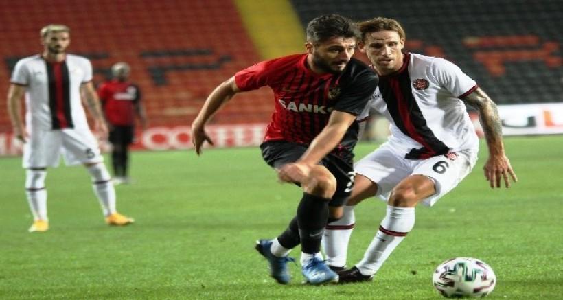 Gaziantep FK: 2 - Fatih Karagümrük: 2