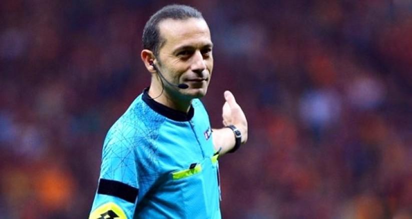 Gaziantep Fk Galatasaray Maçını Hangi Hakem Yönetecek ?