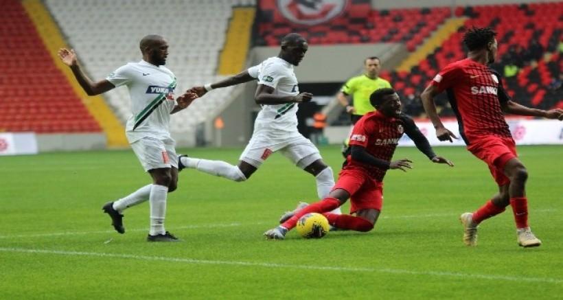 Gaziantep FK Kendi Evinde Denizlispor'a Yenildi, 1-2