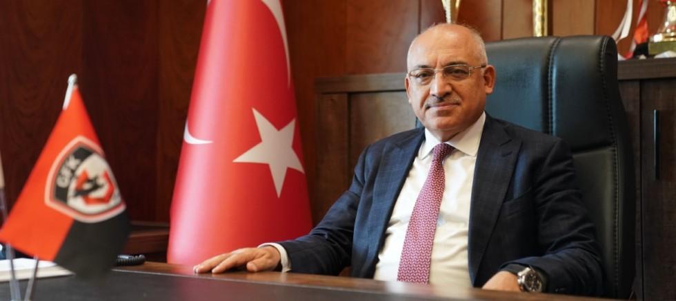 Gaziantep FK Yönetim Kurulu Başkanı Büyükekşi'den Şok Açıklamalar