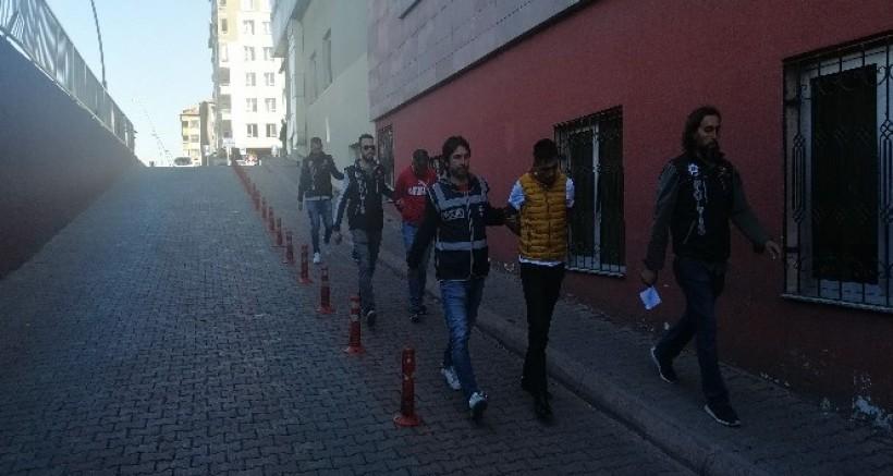Gaziantep Kayseri Uyuşturucu Hattını Polis Çökertti