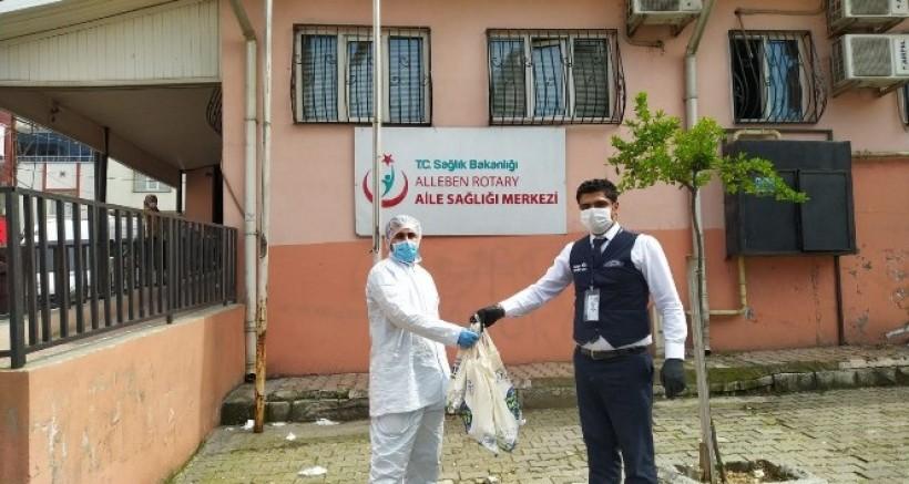 Gaziantep'te aile sağlığı merkezleri dezenfekte edildi