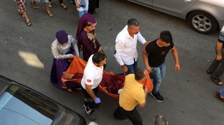 Gaziantep'te  düğünde halayda başlayan kavgada 3 kişi yaralandı