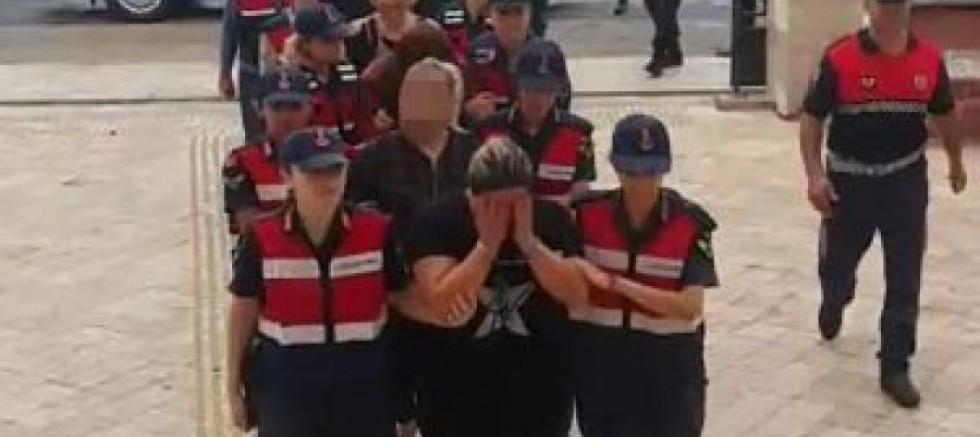 Gaziantep'te Düzenlenen Fuhuş Operasyonunda Kimler Gözaltına Alındı
