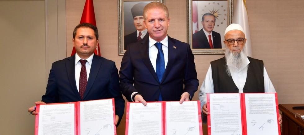 Gaziantep'te Hayırsever vatandaş cami yaptıracak