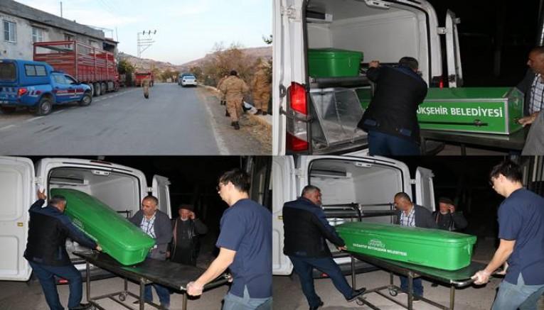 Gaziantep'te İki Akraba Aile Arasında Bıçaklı Kavga, 2 Ölü, 1 Yaralı