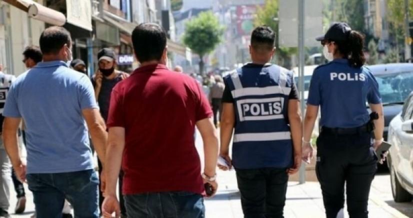 Gaziantep'te Kovid-19 tedbirlerine uymayan 848 kişiye cezası uygulandı