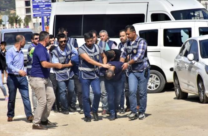 Gaziantep'te Petrol İstasyonu'nda Uzun Namlulu Silahlı Soygun