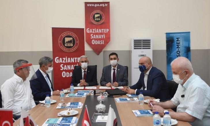 Gaziantep'te Savunma Sanayi Geliştirme İşbirliği Protokolü imzalandı