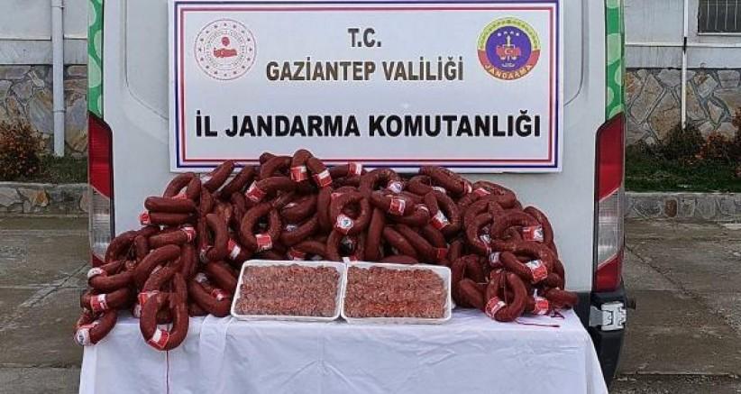 Gaziantep'te Sucuk Ve Köfte Dolandırıcıları Operasyonla Yakalandı