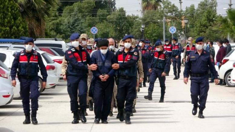 Gaziantep'te Terör Örgütü Deaş Operasyonu Çok Sayıda Gözaltı Var