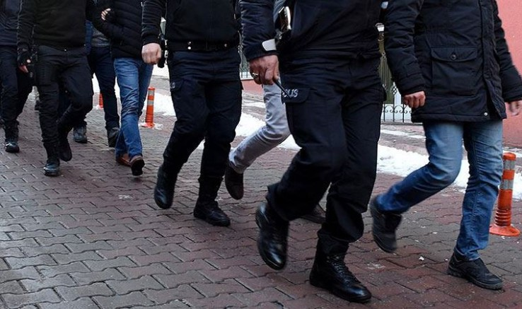 Gaziantep'te Uyuşturucu Operasyonu, 21 Kişi Gözaltına Alındı