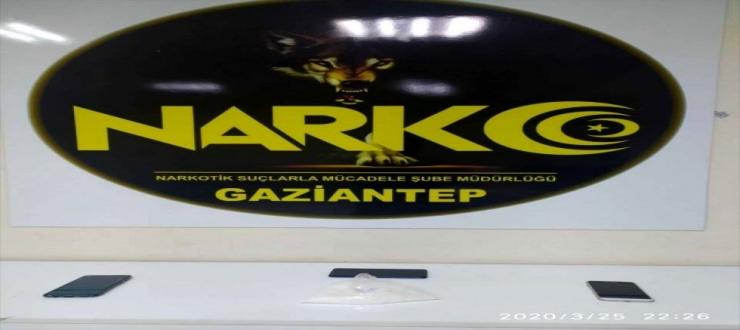 Gaziantep'te uyuşturucu operasyonunda 27 şüpheli yakalandı
