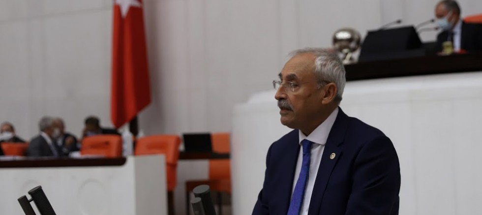 GAZİANTEP'TE VAKA SAYISI ARTARSA BUNUN SORUMLUSU AK PARTİ'DİR