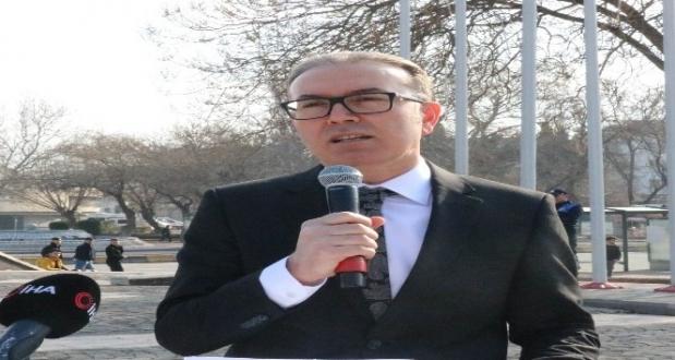 Gaziantep'te Vergi Haftası Kutlamaları Başladı