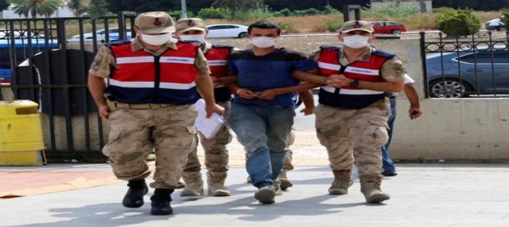 Gaziantep'ten Hatay'a Giden ve Ormanı Kundaklayan Zanlı Tutuklandı