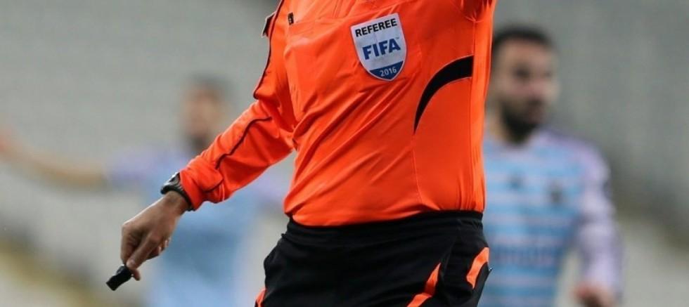 Gazişehir Fenerbahçe Maçını Hangi Hakem Yönetecek ?