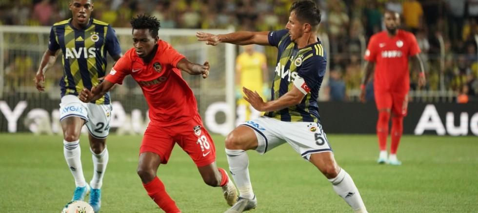 Gazişehir Ligin İlk Maçında Fenerbahçe'ye 5-0 Yenildi