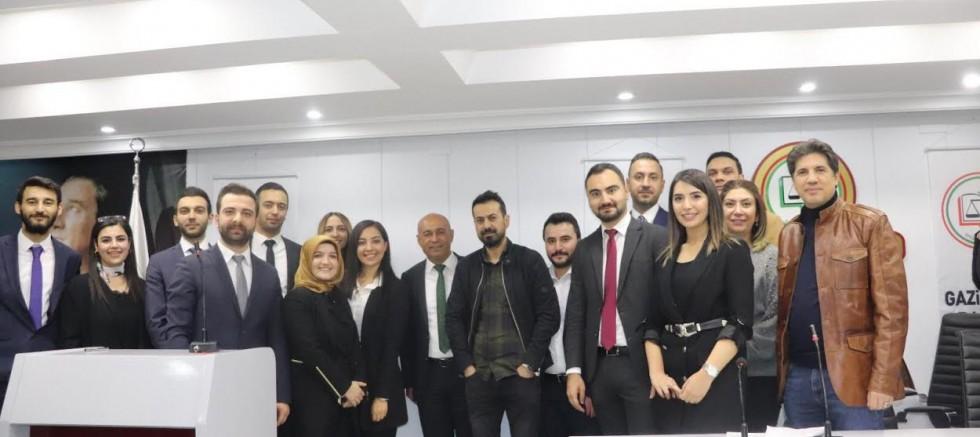 Genç Avukatlar Meclisi Başkanı Karakaş oldu