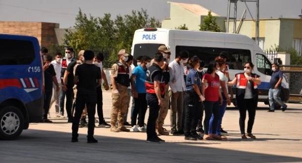 Jandarma'dan Gaziantep Merkezli Uyuşturucu Operasyonunda 7 Tutuklama