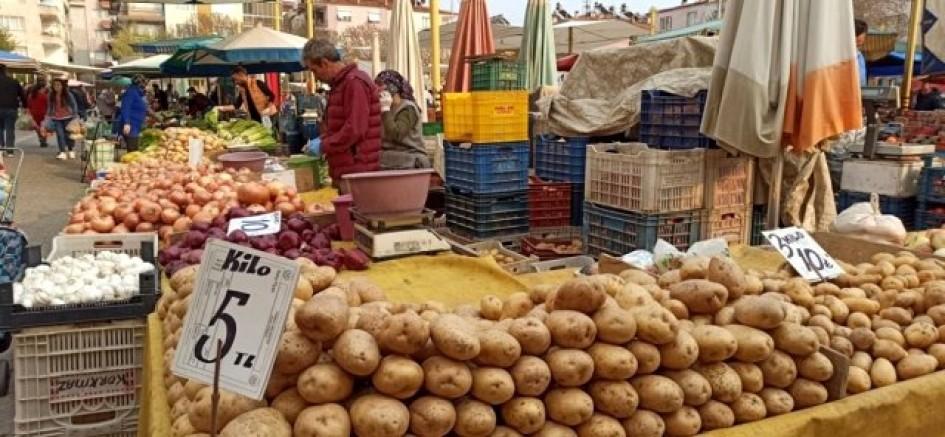 Koronavirüs nedeniyle patates fiyatları %100 arttı