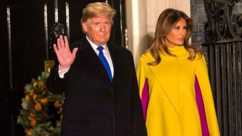 Koronavirüse yakalanan ABD Başkanı Trump, önlem amaçlı hastaneye kaldırıldı