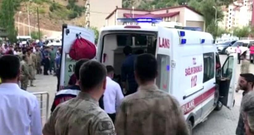 Köy Münibüsü Şarampole Uçtu, Çok Sayıda Ölü Var