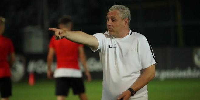 Marius Sumudica, Fenerbahçe Maçı İçin Sıkı Çalıştırıyor