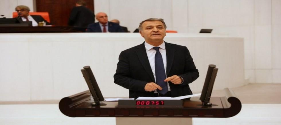 Milletvekili Toğrul Gaziantep'teki İntihar Vakalarını Sordu