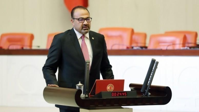Milletvekili Yılmazkaya'dan Tarım Bakanlığı'na Soru