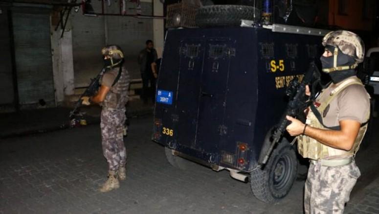 Müdür ve Polis Memurunun Bulunduğu Şebekeye Şok Operasyon